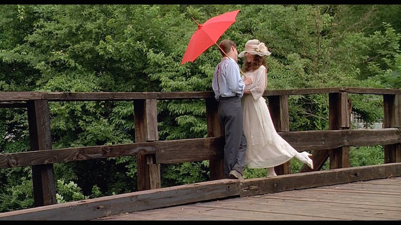 See the bridge where Buddy courted Ruth in Fried Green Tomatoes with Mary Louise Parker and Chris O'Connell.